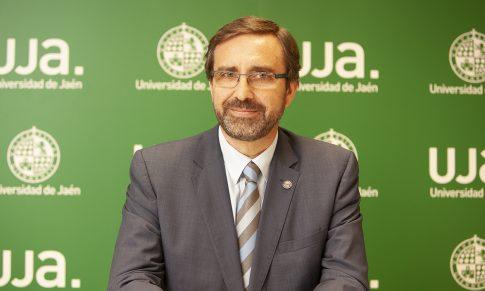 Juan Gómez, único candidato a rector de la UJA