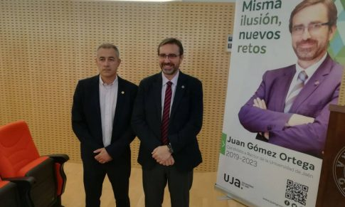 """El rector de la UJA opta a la reelección con """"la misma ilusión y nuevos retos"""""""
