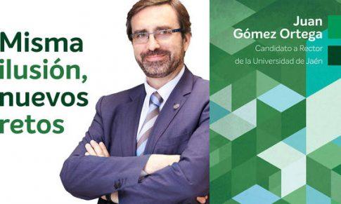 Juan Gómez presenta sus propuestas en el Campus Científico Tecnológico