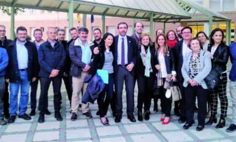 Juan Gómez consigue el 81,85 por ciento del voto ponderado