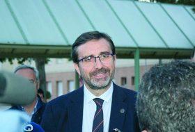 Juan Gómez reelegido rector de la Universidad de Jaén